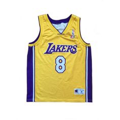 5b8a1fe66850 Listed on Depop by gradycakes. Vintage unisex NBA Champion 00 s La Lakers  Kobi Bryant ...
