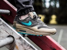 Nike Air Max 1 Premium Ridgerock - 2017 (by atkinsg88)