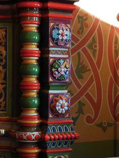 Вне зоны доступа. Дом Игумнова на Якиманке - резиденция посла Франции / Блог им. Zili / TheDecoPost