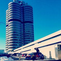 BMW Museum - Munich
