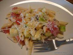 Pasta and Zucchini