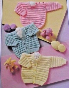 cd079b4a058c 12 Best baby cardigans images