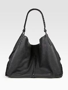 Bottega Veneta - Cervo Large Shoulder Bag