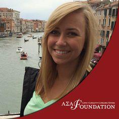 Aubrey Winn, ΖΖ, 2014 Zeta Zeta Scholarship recipient. Apply for a 2015 Foundation scholarship today!