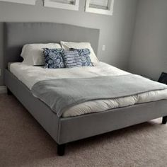 DIY instructions on how to build this bed and save yourself over $1500!