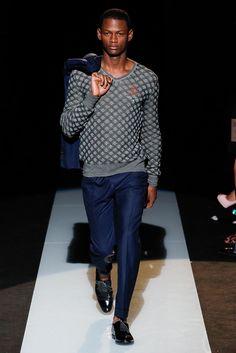 Spring 2015 Menswear - Vivienne Westwood