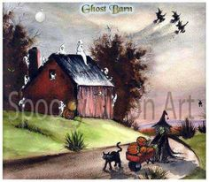Ghost Barn sold