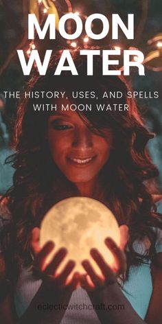 Everything You Ever Wanted To Know About Magickal Moon Water 5