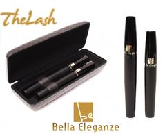 Lashes For Miles review of Bella Eleganze Fiber Mascara #beauty #makeup #review
