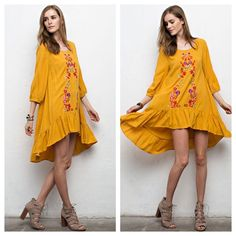 Embroidered Tunic $37  . . .   Comment below with PayPal to purchase and ship or comment with size for 24 hour hold  #repurposeboutique#loverepurpose#hipandtrendy#shoprepurpose#boutiquelove#falltransition#style#trendy#fall#backtoschool#tunic