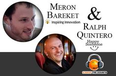 Meron Bareket - Starve the Doubts Podcast Interview