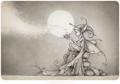 Nalu, the Firefly Faerie... by the Picsees (www.thepicsees.com)