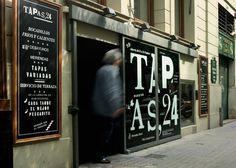 Tapas 24 Restaurant