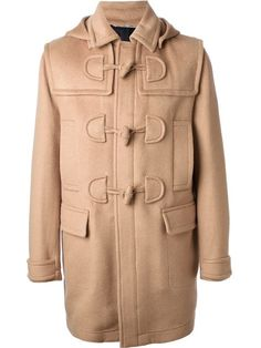 Shop Valentino toggle fastening duffle coat in Apropos The Concept Store from the world's best independent boutiques at farfetch.com. Over 1000 designers from 60 boutiques in one website.