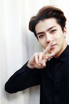 Look at that cute face~ | Oh Sehun | EXO 엑소