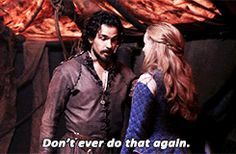 The Musketeers - 2x04 - Emilie, (As soon as Constance leaves the room these two immediately get right into each others person space. Seriously guys, you didn't even try...  Its like you're freaking magnetised!)