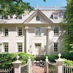 Mariette Himes Gomez Decorates a Historic Washington, D.C. Home : Architectural Digest