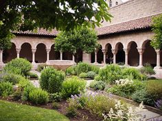 Please go for a walk in the Cloisters for me! The Cloisters museum and gardens, which opened to the public in 1938, is the branch of the Museum in northern Manhattan devoted to the art and architecture of medieval Europe. This is in a separate location: 99 Margaret Corbin Drive,  Fort Tryon Park,  New York, New York 10040;   212-923-3700;   http://www.petfriendlynewyork.com/fun-in-new-york.html