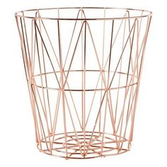 Easily dress up any space with this diamond decor basket | Shop Chapters Indigo through Ebates.ca and get Cash back!