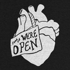 Come In, We're Open! by Francis Ochoa