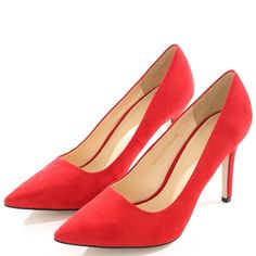 Escarpins rouges - Collection Chaussures - Pimkie France