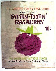 Rootin'-Tootin' Raspberry,
