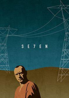 Se7en byOliver Shilling  Prints available here