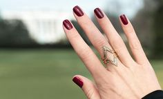Opi Washington Dc, Kerry Washington, Opi Red Nail Polish, Opi By Popular Vote, Opi Collections, How To Cut Nails, Nail Polish Collection, Nail Art Galleries, Pretty Nails