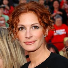 Julia Roberts's Changing Looks - 2002  - from InStyle.com
