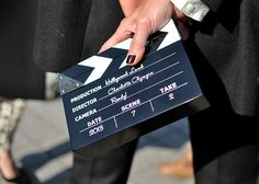 The Charlotte Olympia clapperboard clutch Charlotte Olympia, Diy Fashion, Fashion Bags, Street Fashion, Diy Purse, Unique Bags, Packing Light, Fashion Essentials, Cute Bags