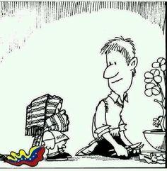 Mafalda en resistencia por #Venezuela #26M #SOSVzla
