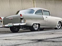 Super Chevy - 55 Chevy