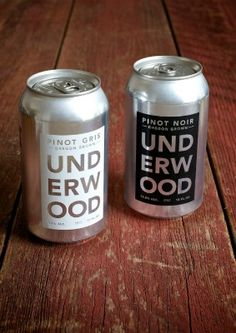 Trend Alert: Have a Can Of...Wine?