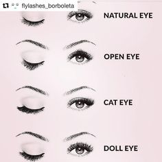 """90 Likes, 3 Comments - LashWrap (@lashwrap) on Instagram: """"Had to repost because we LOVE this!  which look is your favorite?? ✨ #lashextensions #lashwrap…"""""""