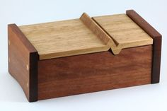 Wooden Keepsake Box with heartbeat lid                                                                                                                                                                                 More