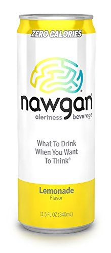 Nawgan Lemonade, 11.5 Ounce (Pack of 12) *** Be sure to check out this helpful article. #BrainNutrition