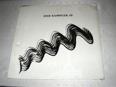 Various - Line - Der Sampler 20, Lp still sealed, mint