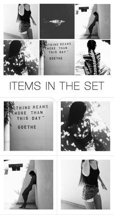 """Summertime"" by wtfgigiz ❤ liked on Polyvore featuring art, expression, moodboard and artexpression"
