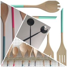 Spoons, Spatulas, Salad servers by House Doctor