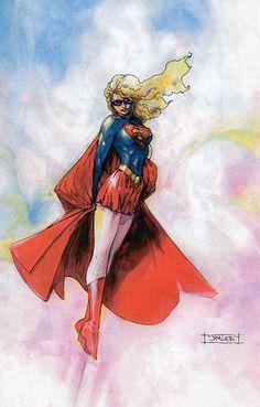 Supergirl (2001) by Jim Lee *