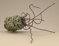 Zoe Rimmer,   Basket, 2008  Hobart  dodder vine (Cuscuta sp.), sagg (Lomandra longifolia)  Courtesy TMAG