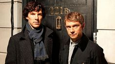 Sherlock. In the UK, series two starts 1/1/12. In the US, we have to wait until May 2012.   They're still holding a grudge about that thing back in 1776.