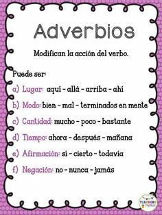 To Learn Spanish Lesson Plans Spanish Grammar, Spanish Words, Spanish Language Learning, Teaching Spanish, Teaching Resources, Spanish Lesson Plans, Spanish Lessons, Spanish Anchor Charts, Learn To Speak Spanish