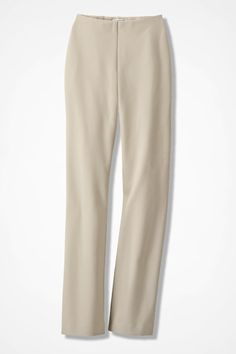 Ponte Perfect® Holly Pants, Alabaster
