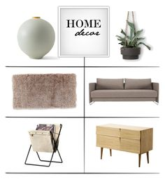 """""""Living Room Decor"""" by lovethesign-shop ❤ liked on Polyvore featuring interior, interiors, interior design, home, home decor, interior decorating, ferm LIVING, Muuto, living room and livingroom"""