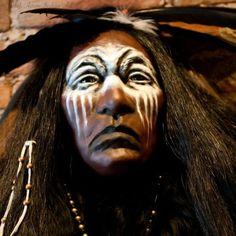 Black Hawk Spirit Mask by Cindy Jo Popejoy