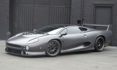 Awesome Jaguar XJ220S! Cool Exotic Car