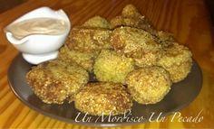 Una deliciosa receta de Falafel con Salsa Blanca para #Mycook http://www.mycook.es/receta/falafel-con-salsa-blanca/