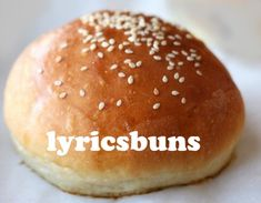 Music, Lyrics, and Buns, Hot cross buns. Turn On the music Read the lyrics And enjoy the hot cross buns. Cool Lyrics, Music Lyrics, Reading Music, Hot Cross Buns, Eat, Food, Lyrics, Song Lyrics, Meals