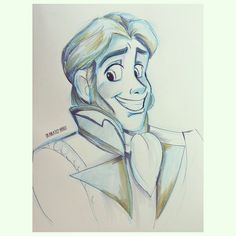 Hans by dramaticparrot on Instagram